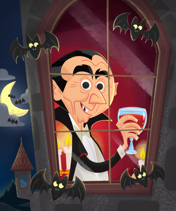 More Funtastic Illustrations of Your Favourite Halloween Characters!
