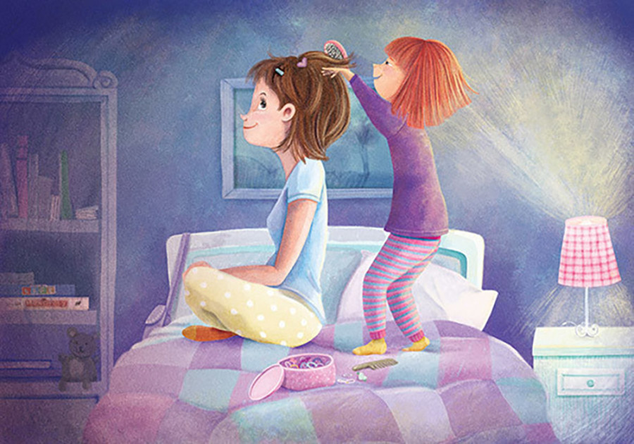 18 Illustrations to Celebrate Mums This Mothers' Day 2021