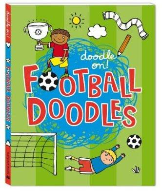 Doodle On!: Football Doodles
