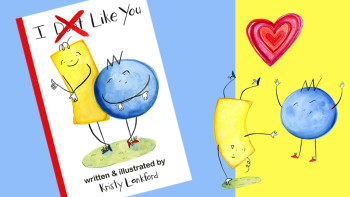 """""""I Don't Like You"""" - NEW Self-Published Book - Released June 2021"""