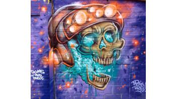 Captain Kris: Graffiti updates