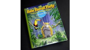 'The Rain Forest Party' by Lorraine Dey