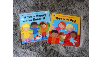 If you're happy and you know it / Five in the bed