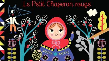 Conte à gratter Le petit Chaperon rouge