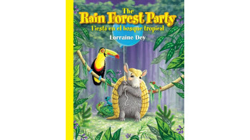 'The Rain Forest Party - Book trailer