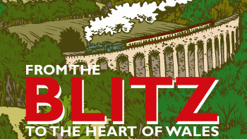 New book - 'From the Blitz to the heart of Wales', a wartime evacuee story