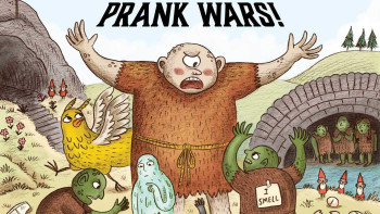 Isle of Misfits: Prank Wars!