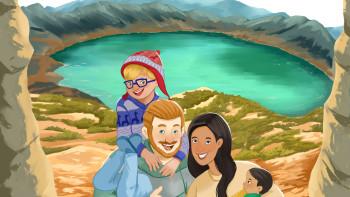 The Volcanoes adventure