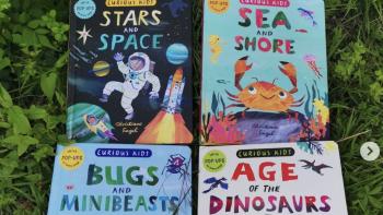 Curious Kids Little Tiger  / Caterpillar Books