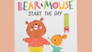 Bear and Mouse novelty series