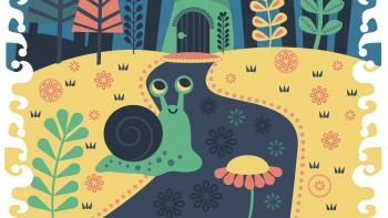 The Little Snail's Tale