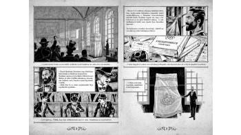 Irreversible - Comic Strip