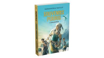Book cover - Souvenir perdus