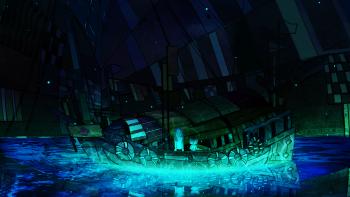Glow Boat
