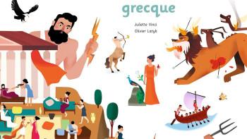 Greek Mythology (Editions Tourbillon)