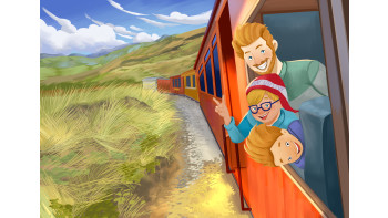 Exploring the Andes by Train