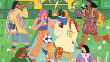 Assembly magazine - Malala Fund