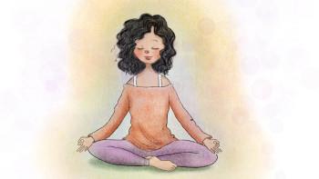 Meditation mood