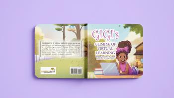 Gigi's Glimpse of Virtual Learning