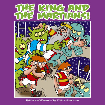 The King and Martians
