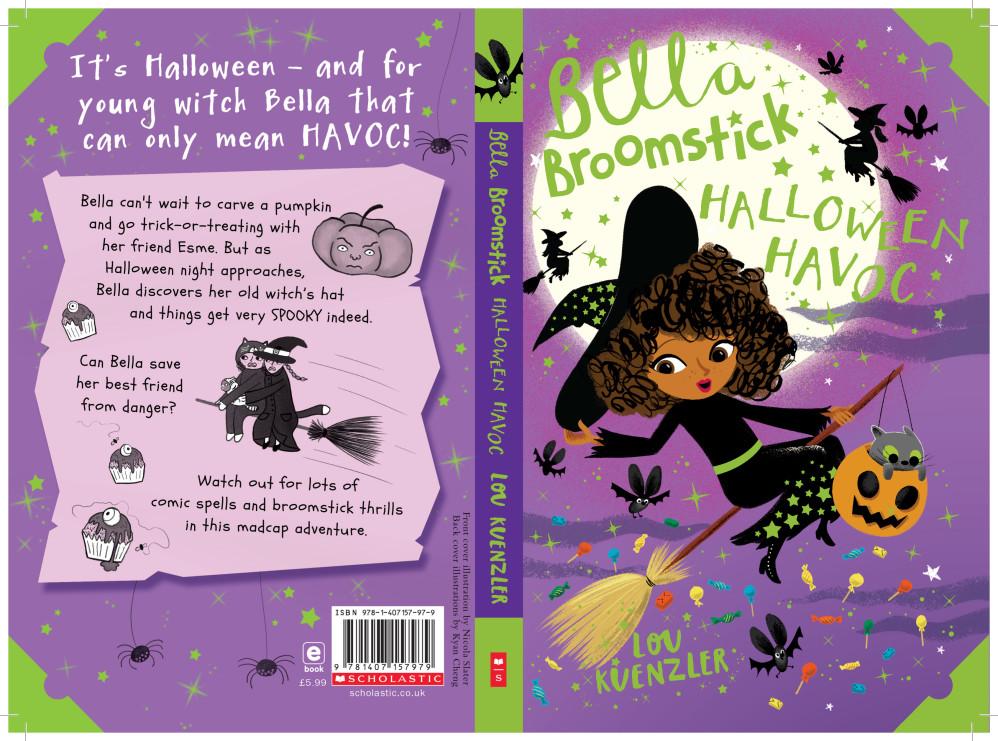 Bella Broomstick - Halloween Havoc