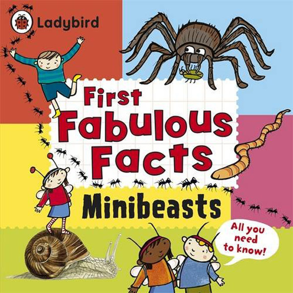 First Fabulous Facts - Minibeasts
