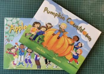Apple and Pumpkin Countdown