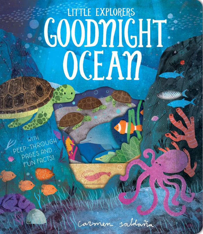 Little Explorers Goodnight Ocean
