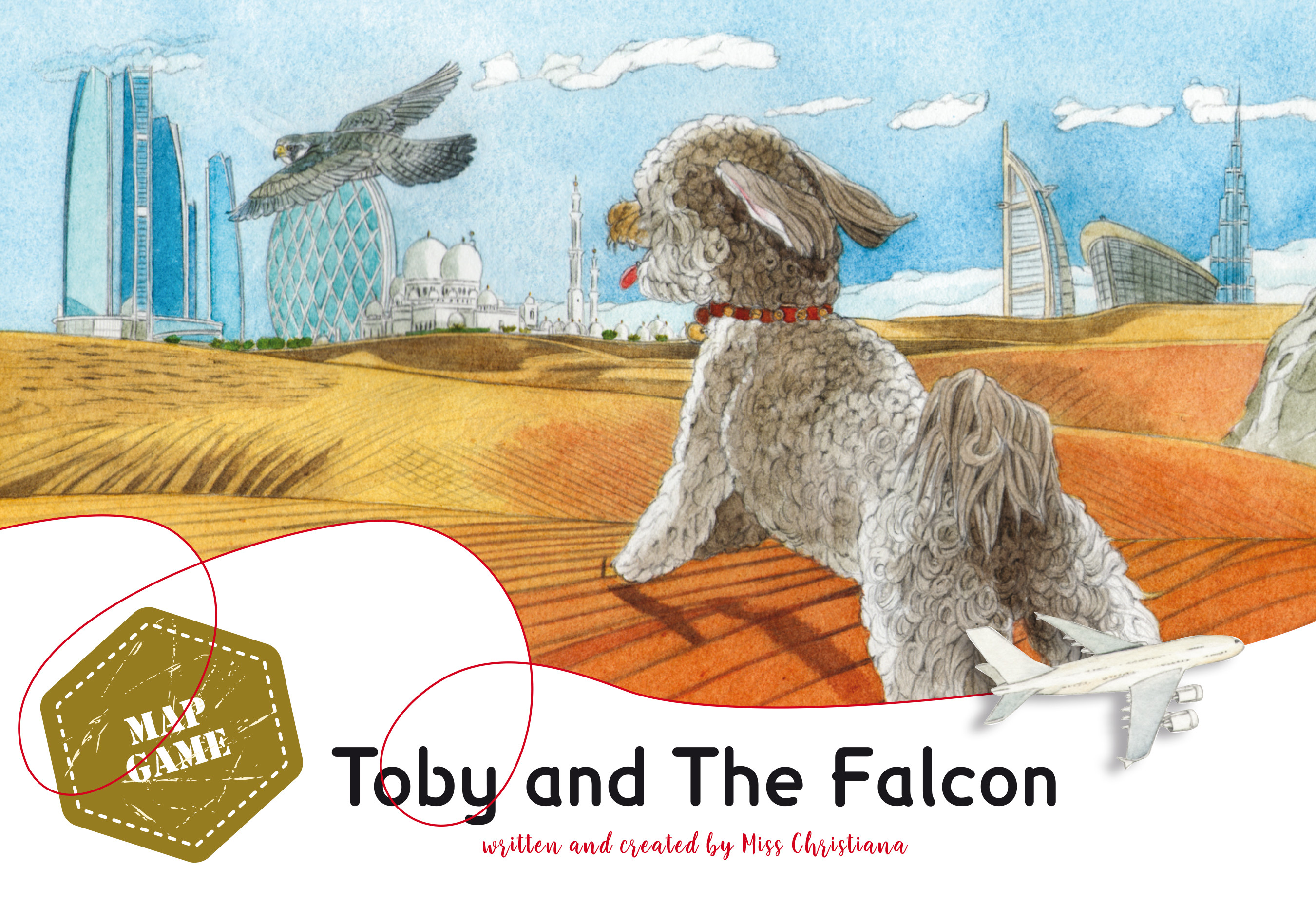 Toby and The Falcon