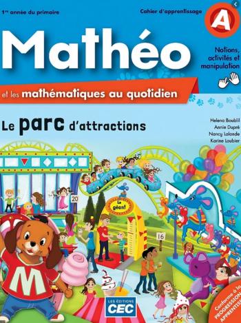 Mathéo et le mathématiques au quotidien