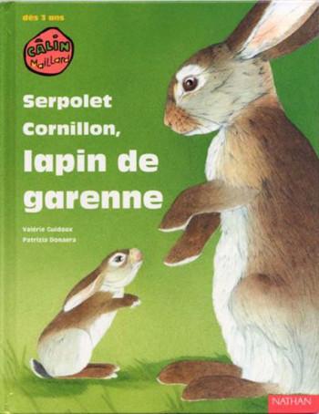 Serpolet Cornillon, lapin de garenne