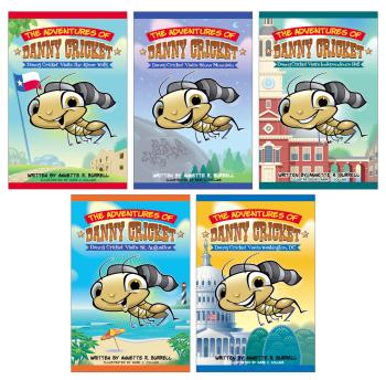 The Adventures of Danny Cricket (series)
