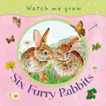Six Furry Rabbits