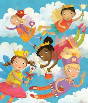Teeth Fairies - A Baby Teeth Tradition