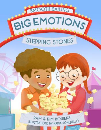 Big Emotions Children's Book Illustration