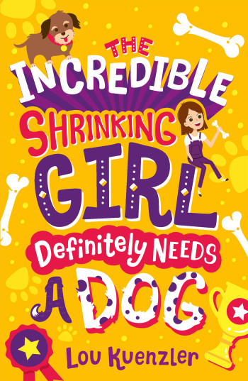 The Incredible Shrinking Girl Definitely Needs a Dog