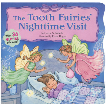 The Tooth Fairies' Nighttime Visit