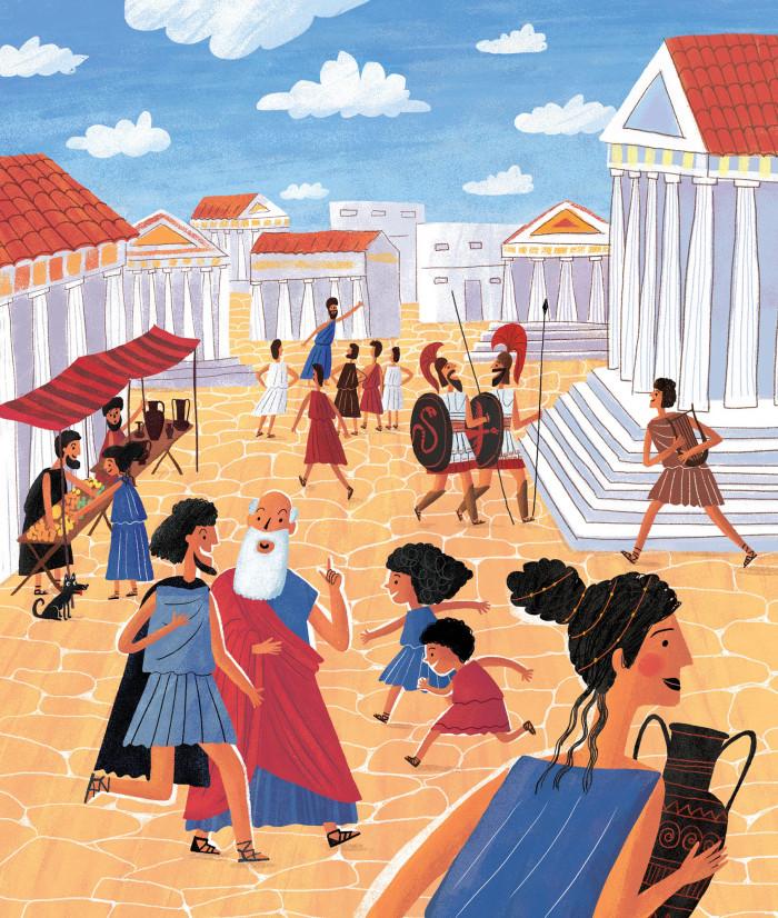 Ancient Greece. Encyclopedia.