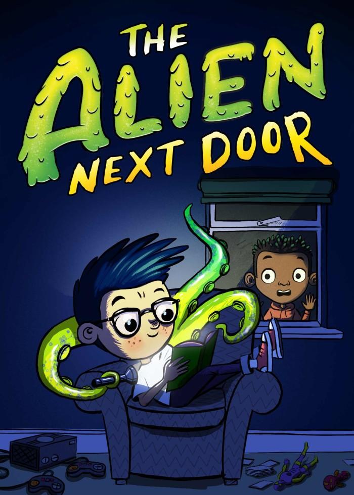 The Alien Next Door - The New Kid