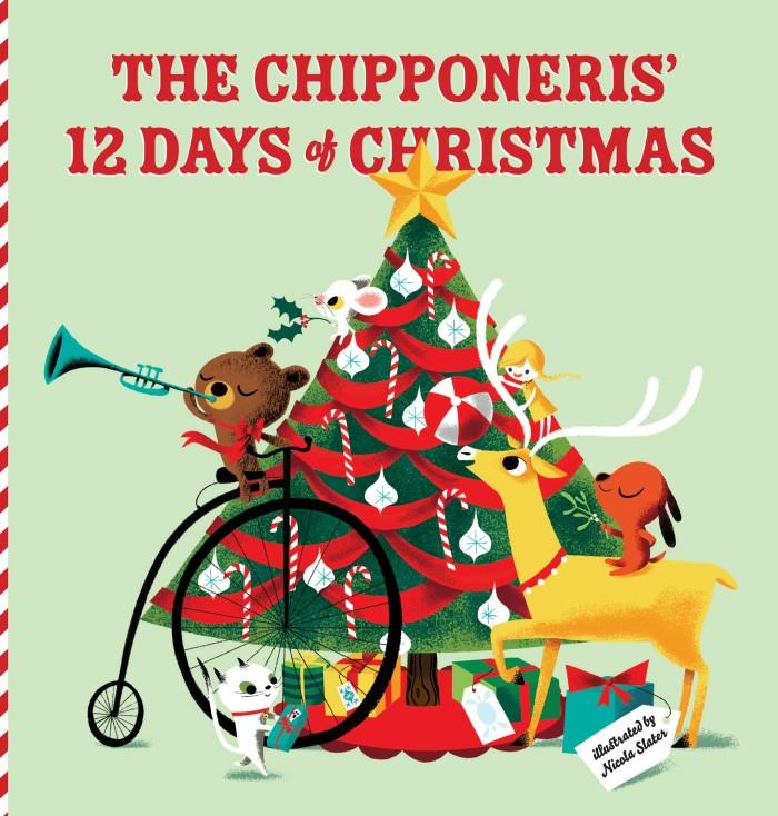 My 12 Days of Christmas