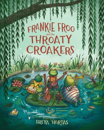 Frankie Frog and the Throaty Croakers