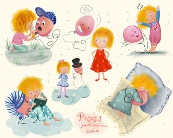 """Bob&Bug. (""""Bob"""", story by Zoe Tucker)"""