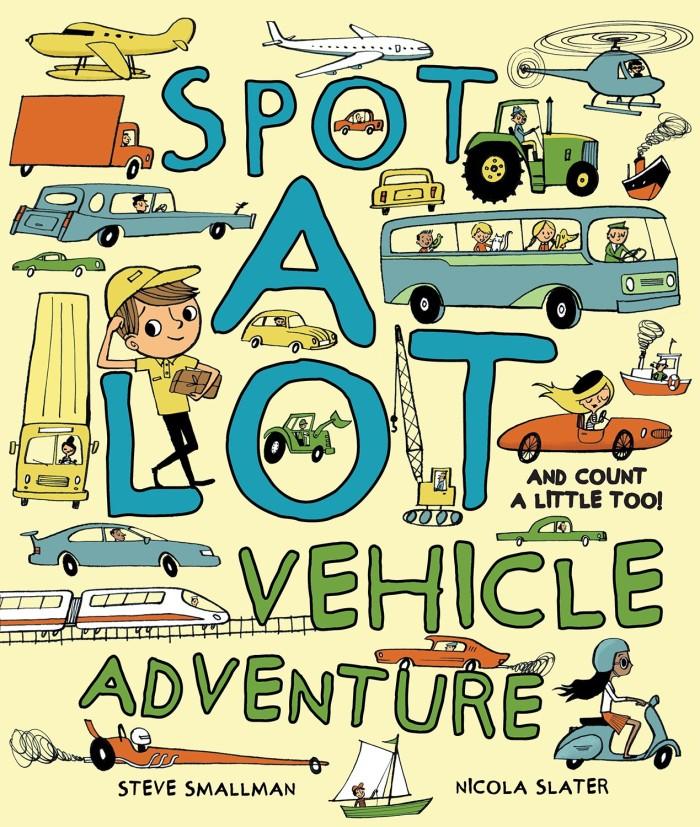 Spot A Lot: Vehicle Adventure