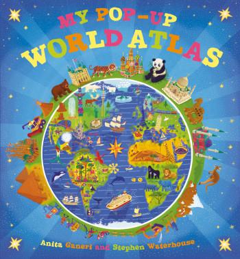 My Pop-Up World Atlas