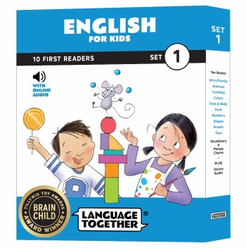 Language Together Set 1