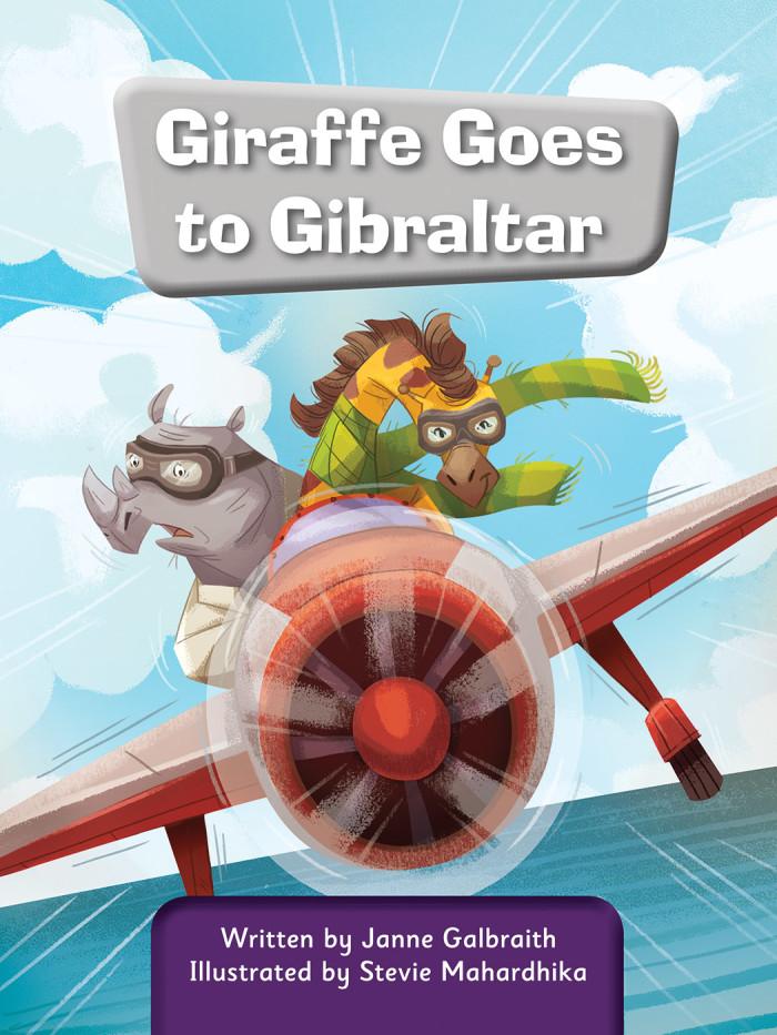 Giraffe Goes to Gibraltar