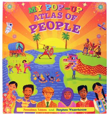 My Pop-Up Atlas of People