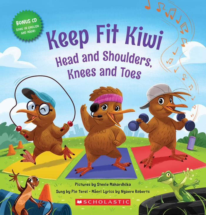 Keep Fit Kiwi Songbook