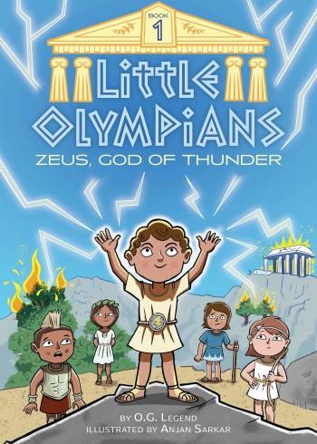 Little Olympians: Zeus, God of Thunder