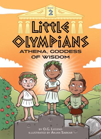 Little Olympians: Athena, Goddess of Wisdom